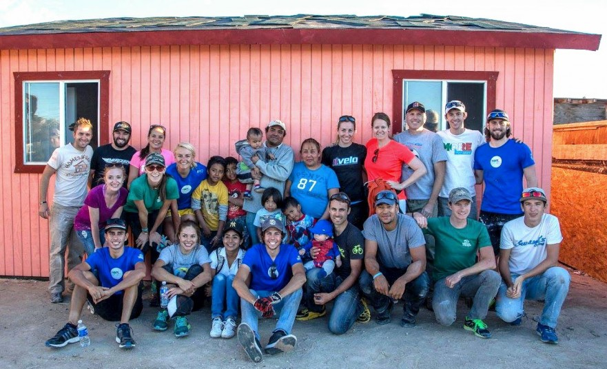 Building Homes With Athletes So Athletes Build Character