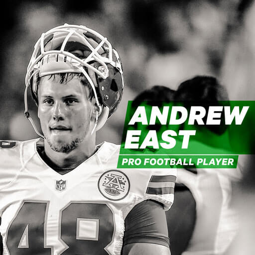 Redirected: Embracing the Unexpected with NFL Long-Snapper Andrew East