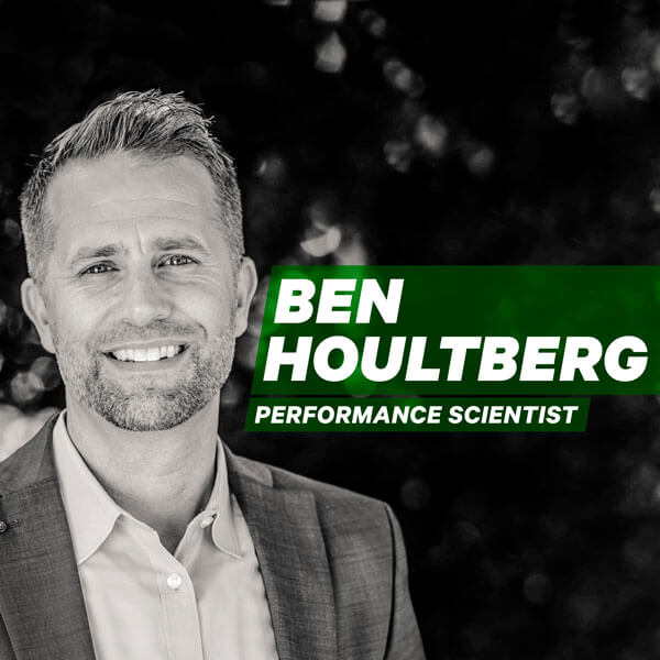 Purpose Based Identity: Why the Right Mindset will Determine Your Athletic Success, with Sports Psychologist Ben Houltberg