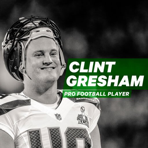 Winning Big, Yet Feeling Lost: When Achieving your Super Bowl just Isn't Enough, with Clint Gresham