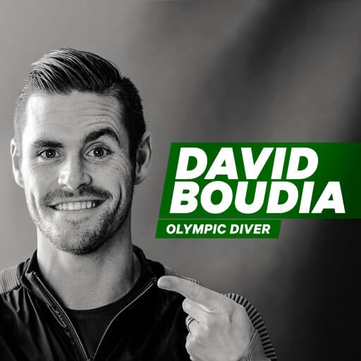 The End of the Pursuit of Myself with Olympic Diver David Boudia