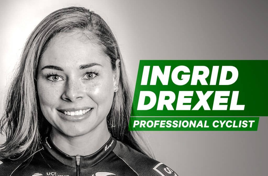 Rediscovering Freedom with Professional Cyclist Ingrid Drexel