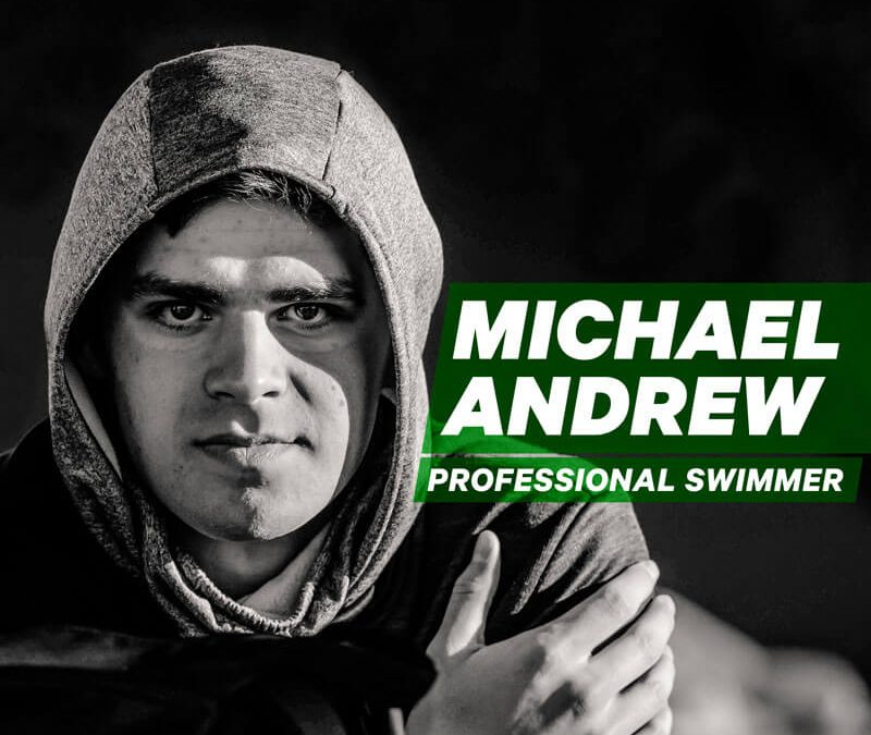 Professional Swimmer Michael Andrew: Making Waves with a Nontraditional Approach