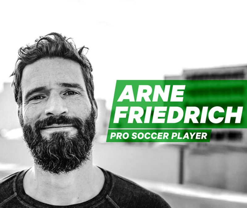 "Professional Soccer Player Arne Friedrich: ""Done"" but Still Dreaming"