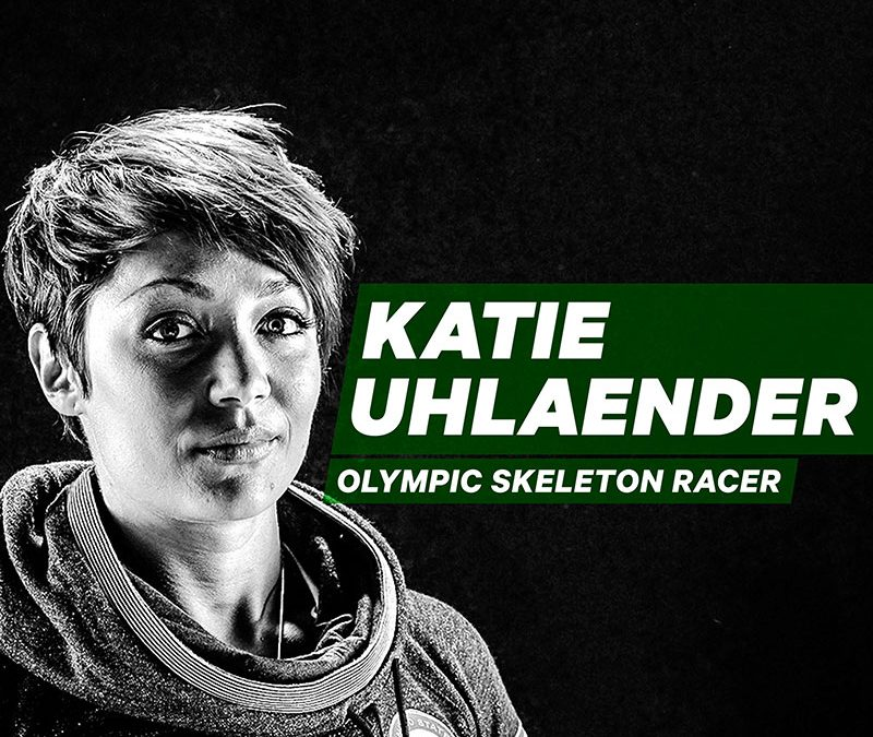 Reclaim Your Agency and Restore Your Identity with Olympic Skeleton racer Katie Uhlaender