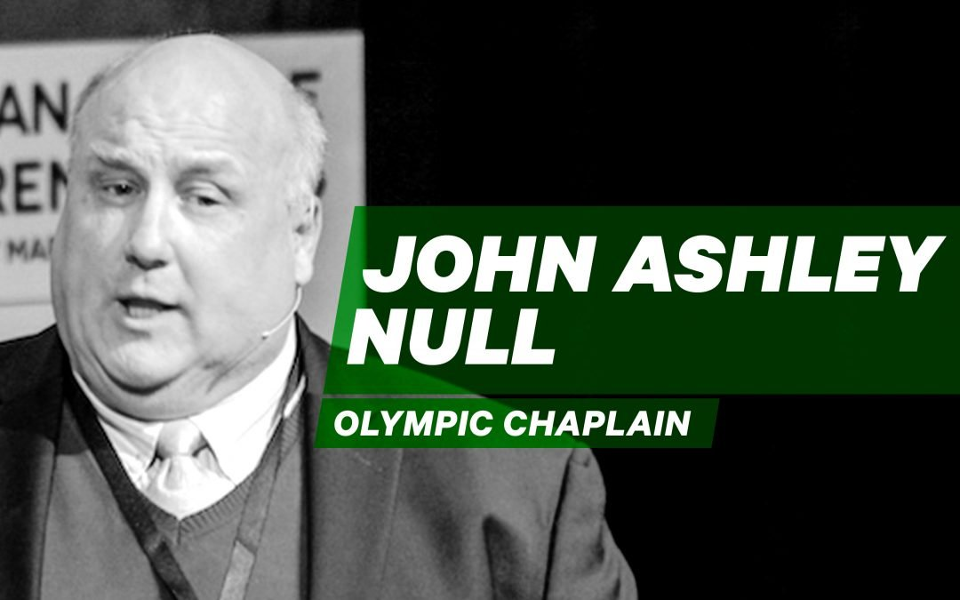 Olympic Chaplain John Ashley Null: The Whole-Hearted Champion
