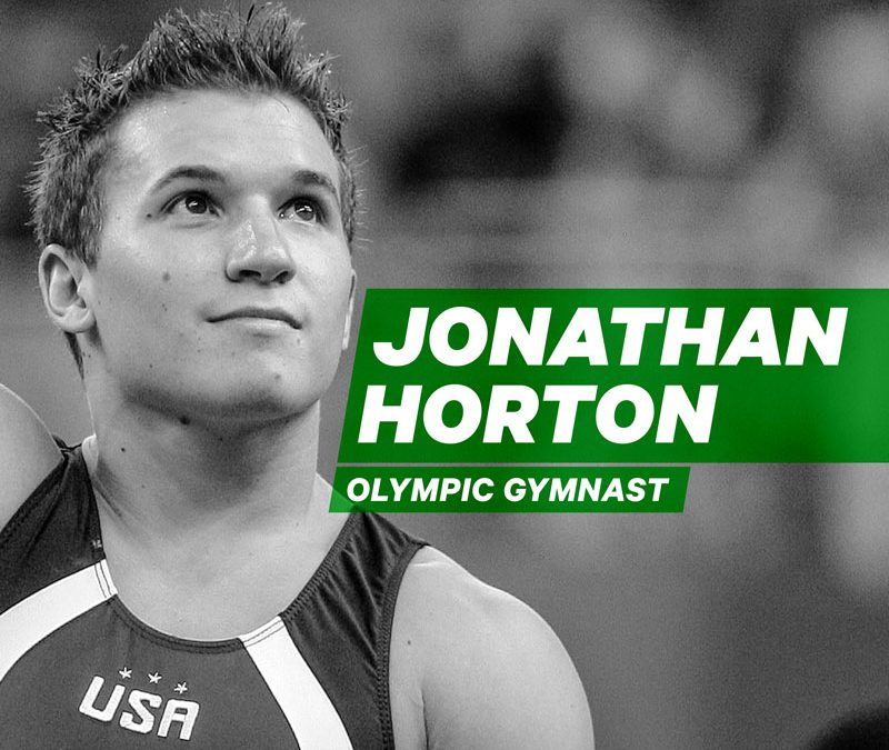 Olympic Gymnast Jonathan Horton: How Vulnerability Paved the Way to Victory