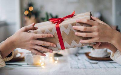 Giving = Joy